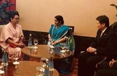 印度努力加强与东盟各国的合作关系