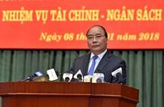 阮春福总理:增强财政政策稳定性让企业放心发展