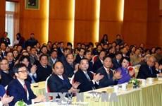 政府总理阮春福出席科技部工作总结会议