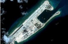 美国指责中国在东海进行军事化行动
