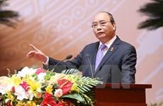 阮春福总理启程前往柬埔寨 出席湄澜合作第二次领导人会议