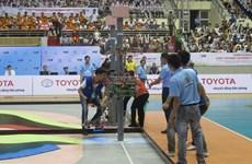 2018年亚太大学生机器人大赛即将在越南宁平省开赛