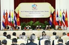 阮春福圆满结束赴柬出席湄公河-澜沧江合作第二次领导人会议之旅