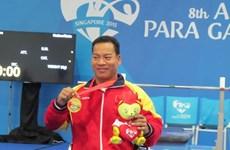 越南体育继续踏上成功之路