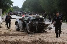 泰国南部炸弹袭击造成6名士兵受伤