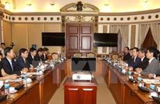越南胡志明市与日本青森省加强高科技农业合作