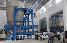 越南第一座智能化肥厂建成投产