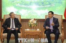 王廷惠副总理:欢迎三菱汽车集团在越建设第二个汽车制造厂