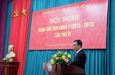 越南友好组织联合会加强和平、团结、友谊与民间合作