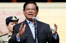 老挝与柬埔寨就安全问题深入讨论