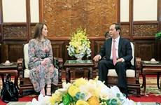 各国议会联盟主席希望进一步加强与越南国会的合作