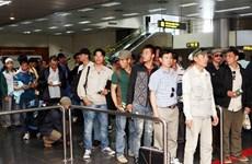 2017年是连续第四年越南劳务输出人数超过10万人的一年