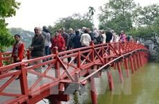 美国有线电视新闻网: 62%收视观众表示注意到河内市旅游宣传活动