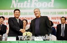 越南NutiFood产品将在美国300家超市上架出售