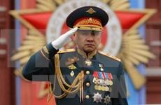 俄罗斯联邦国防部长22日开始对越南进行正式访问