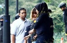 马来西亚法院继续开庭审理段氏香涉嫌杀害朝鲜籍男子案件