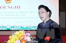 阮氏金银:各级人民议会须深化改革 充分发挥创造力 全面履行职责