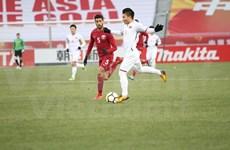 2018亚足联U23锦标赛:点球大战4-3击败卡塔尔 越南再创造大奇迹 首次晋级决赛