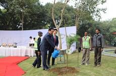 印度-东盟友谊公园正式开园