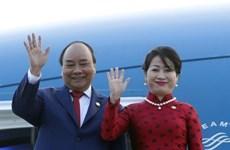 越南政府总理阮春福圆满结束访印之旅