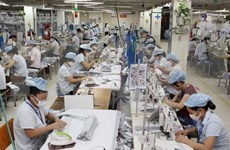 越南对东南亚部分国家的出口额呈现大幅增长趋势