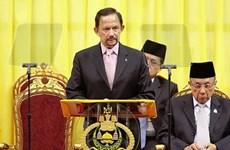文莱苏丹任命新的皇家武装部队司令