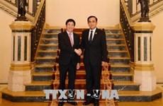 泰国总理:泰国愿为越南的货物进入泰国市场创造便利