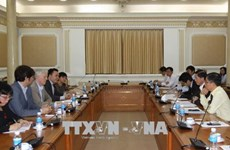 ADB承诺为胡志明市基础设施建设提供支持