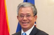 越南驻美大使着力促进双边经贸投资合作