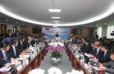 越韩力争至2020年将双向贸易额提升为1000亿美元