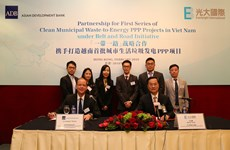 亚行向光大国际提供1亿美元贷款 协助在越南开展垃圾发电项目