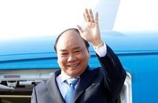 越南政府总理阮春福圆满结束赴老挝出席越老政府间委员会第40次会议之行