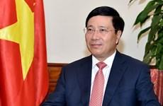 越南出席东盟2018年各场部长级会议