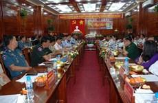 越南平福省与柬埔寨六省加强合作