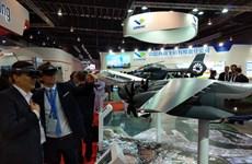 越南参加亚洲最具规模的国际航空展览会