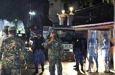 越南外交部提醒越南公民勿前往马尔代夫