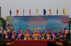 芹苴市举行文化体育和旅游周 喜迎2018戊戌年春节