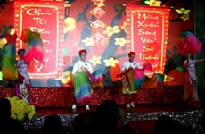 旅居意大利和捷克越南人喜迎新春