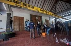 印尼日惹教堂发生袭击案 四人受伤