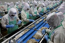 2018年初越南海产品对欧盟出口活动释放乐观信号