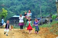 奠边省蒙族同胞喜迎传统春节——闹比筹节