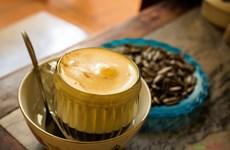 鸡蛋咖啡——河内独一无二的饮品