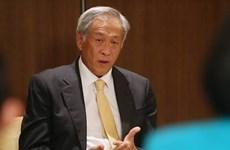 新加坡强调东盟与中国下决心完成《东海行为准则》
