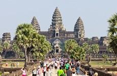 2018年春节柬埔寨接待游客达近100万人次