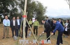 越南国家主席陈大光:为当今和后代保护生态环境可持续发展性