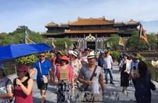 7天假期内顺化古都遗迹接待游客量达11.7万人次