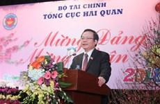国会副主席冯国显:电子通关让进出口通关更加简单高效便捷