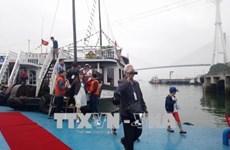 春节假期期间广宁省游客接待量达90万人次