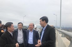 越南交通运输部要求加快广宁省重点交通项目施工进度