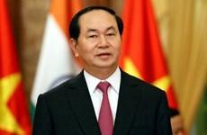 印度媒体高度评价越南国家主席陈大光访印之旅